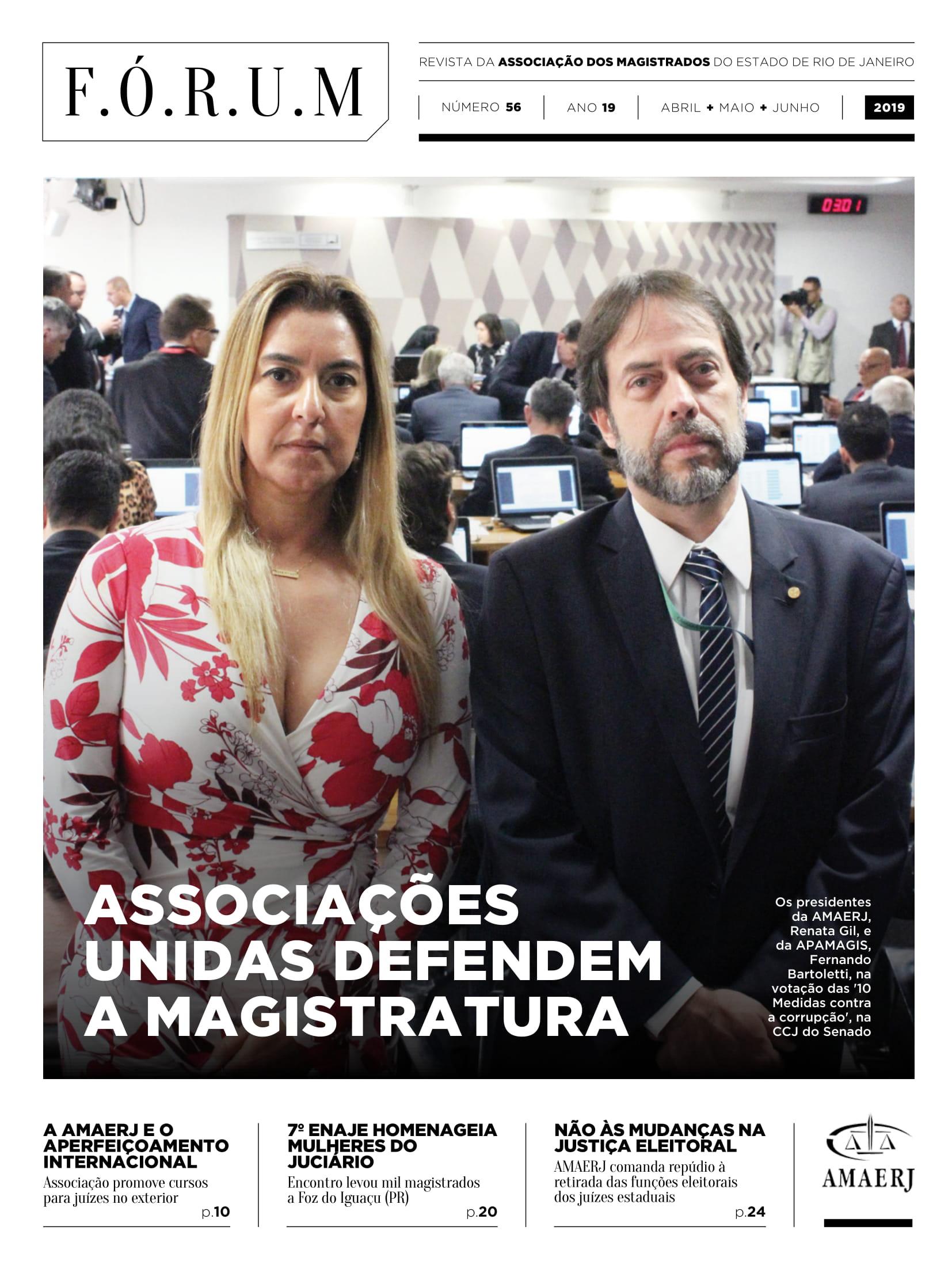 Revista FÓRUM – Edição 56