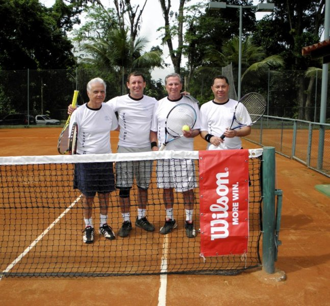 2º Amaerj Tennis Open – 07/12/2013
