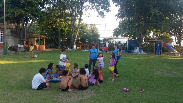 Festa das Crianças e Oktoberfest na Sede Praiana