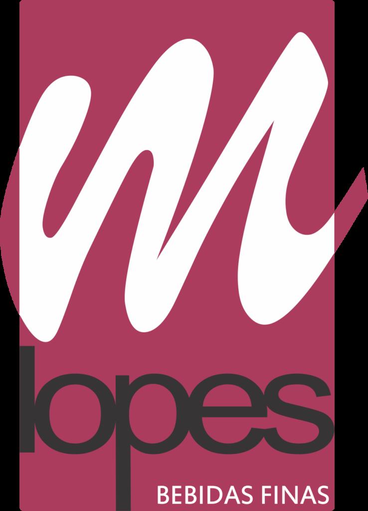logotipo mlopes BEBIDAS FINAS