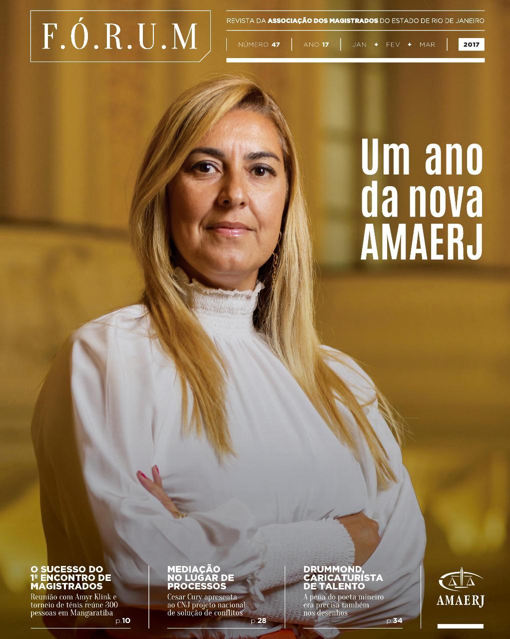 Revista FÓRUM – Edição 47