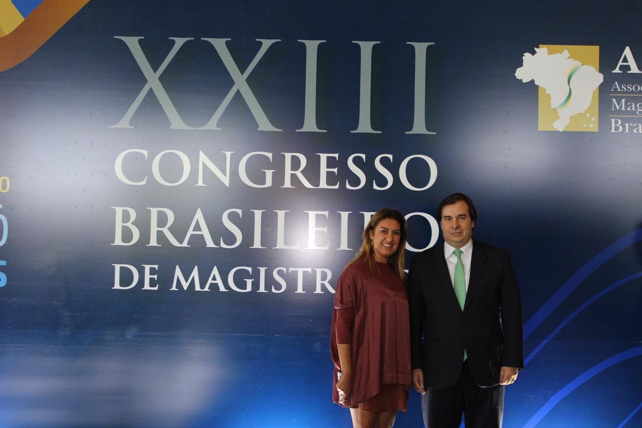 23º Congresso Brasileiro de Magistrados -24 a 26/5