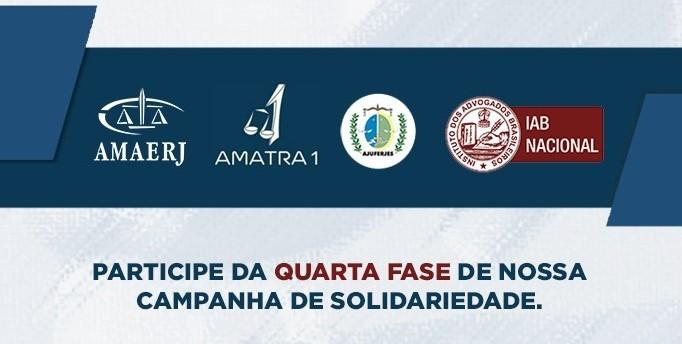 Quarta fase da campanha solidária terminará no dia 15 de julho