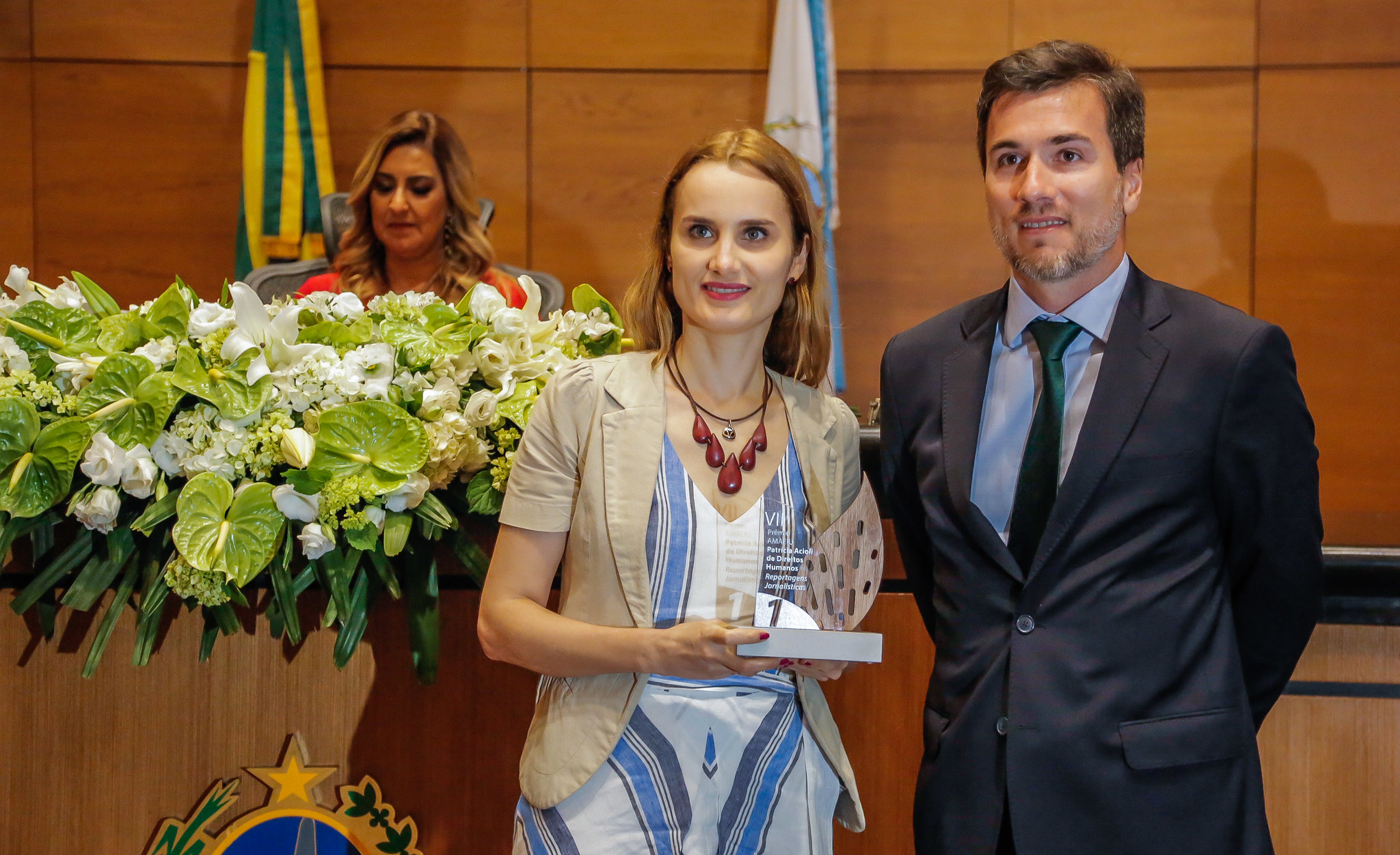 Em 2018, Prêmio AMAERJ laureou reportagem de TV sobre refugiados